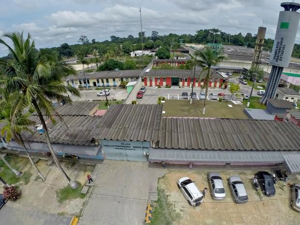 Neste mês, mais de 50 pessoas foram mortas no complexo penitenciário de Manaus (AM). Imagem: Divulgação/Seap